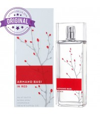 Оригинал Armand Basi IN RED for Women