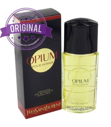 Оригинал YSL OPIUM Pour Homme For Men