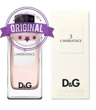 Оригинал Dolce & Gabbana 3 L`IMPERATRICE for Women