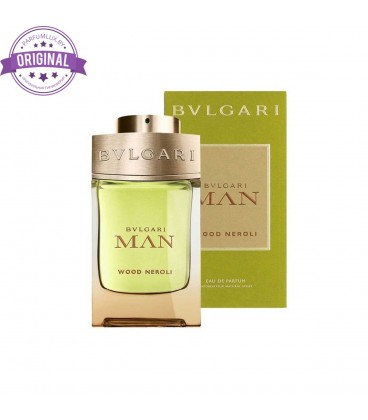 Оригинал Bvlgari MAN WOOD NEROLI For Men