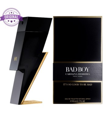 Оригинал Carolina Herrera BAD BOY For Men