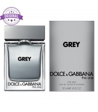 Оригинал Dolce & Gabbana THE ONE GREY INTENSE For Men