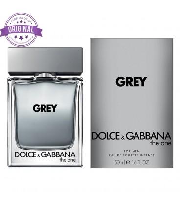 Оригинал Dolce & Gabbana THE ONE GREY INTENSE For Men
