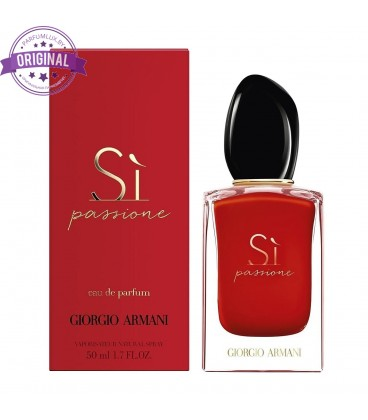 Оригинал Giorgio Armani SI PASSIONE For Women