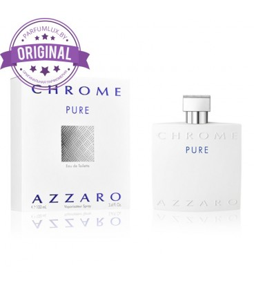 Оригинал Azzaro CHROME PURE for Men