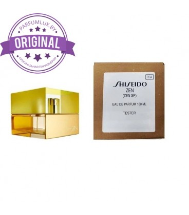 Оригинал Shiseido ZEN For Women
