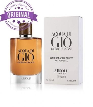 Оригинал Giorgio Armani ACQUA DI GIO ABSOLU for Men
