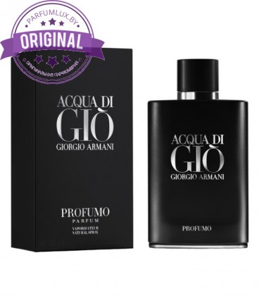 Оригинал Giorgio Armani ACQUA di GIO PROFUMO Eau De Parfume for Men