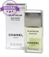 Оригинал Chanel EGOISTE PLATINUM
