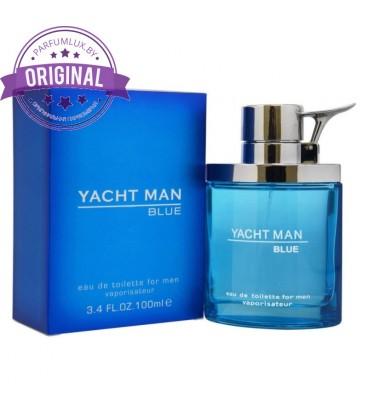 Оригинал Myrurgia YACHT MAN BLUE