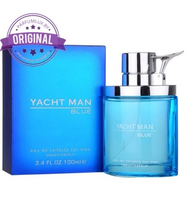 Оригинал Myrurgia Yacht Man Blue for Men