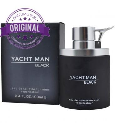 Оригинал Myrurgia Yacht Man Black for Men