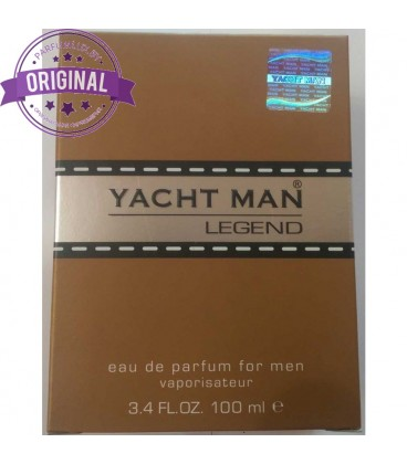 Оригинал Myrurgia Yacht Man LEGEND for Men
