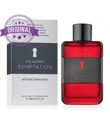 Оригинал Antonio Banderas THE SECRET TEMPTATION for Men