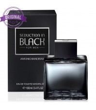 Оригинал Antonio Banderas SEDUCTION IN BLACK for Men