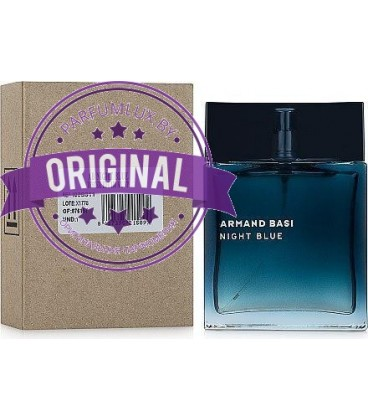 Оригинал Armand Basi NIGHT BLUE for Men