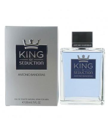 Оригинал Antonio Banderas KING OF SEDUCTION for Men
