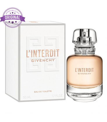 Оригинал Givenchy L`INTERDIT 2018 Eau De Toilette For Women