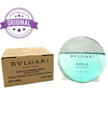 Оригинал Bvlgari Aqva Pour Homme Marine for Men
