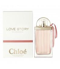 Оригинал Chloe Love Story Eau Sensuelle