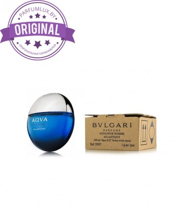 Оригинал Bvlgari Aqva Pour Homme Atlantiqve for Men