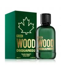 Оригинал Dsquared2 Green Wood
