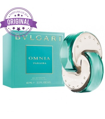 Оригинал Bvlgari Omnia Paraiba for Women