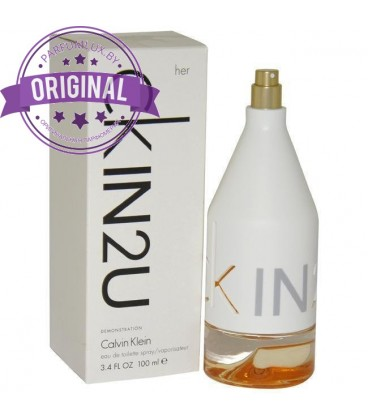 Оригинал Calvin Klein CK IN2U for Women