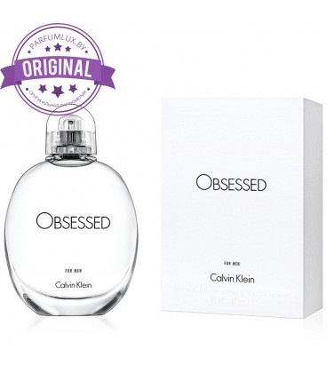 Оригинал Calvin Klein OBSESSED FOR MEN for Men