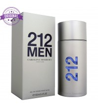 Оригинал Carolina Herrera 212 Men