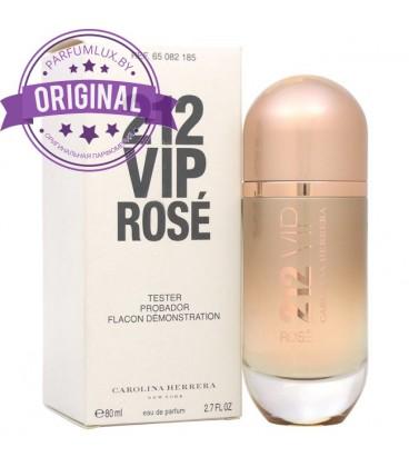 Оригинал Carolina Herrera 212 VIP ROSE for Women