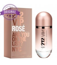 Оригинал Carolina Herrera 212 VIP ROSE for Women