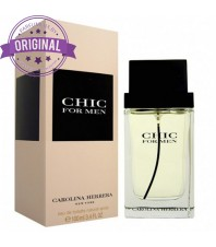 Оригинал Carolina Herrera CHIC for Men