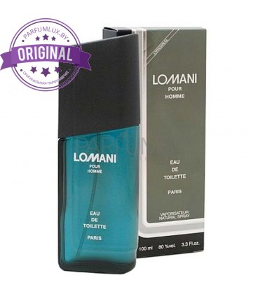 Оригинал Lomani Pour Homme for Men