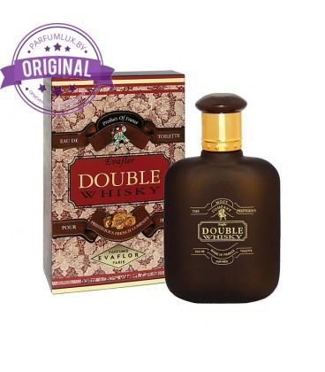 Оригинал Evaflor Double Whisky for Men