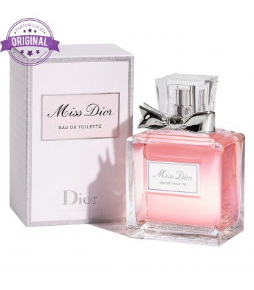 Оригинал Christian Dior MISS DIOR for Women