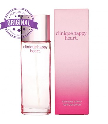 Оригинал Clinique HAPPY HEART Eau De Parfum for Women