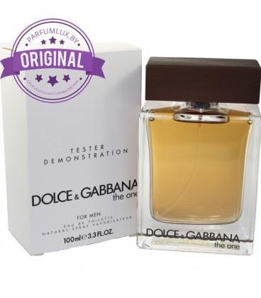 Оригинал Dolce & Gabbana THE ONE Eau De Toilette for Men