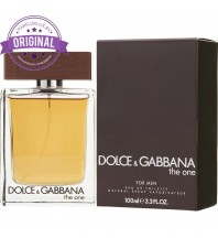 Оригинал Dolce & Gabbana THE ONE Eau De Toilette for Men