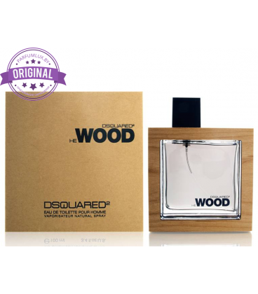 Оригинал Dsquared2 HE WOOD for Men
