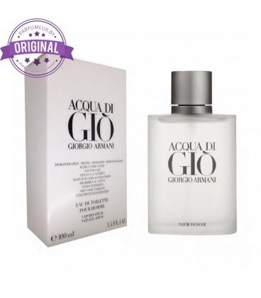 Оригинал Giorgio Armani ACQUA di GIO Pour Homme for Men
