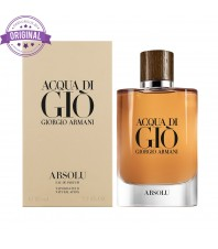 Оригинал Giorgio Armani ACQUA DI GIO ABSOLU for Men
