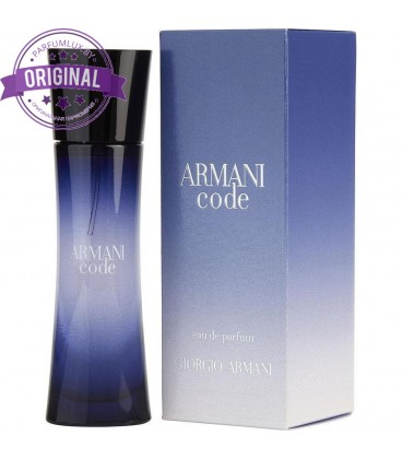 Оригинал Giorgio Armani CODE for Women