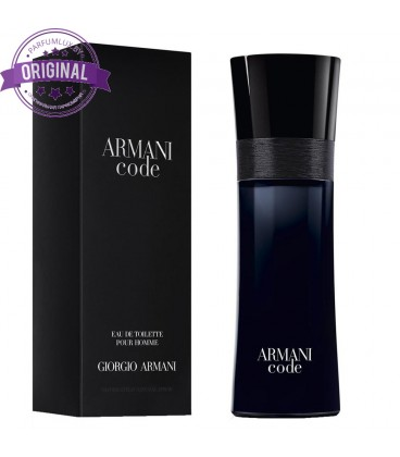 Оригинал Giorgio Armani CODE Pour Homme for Men
