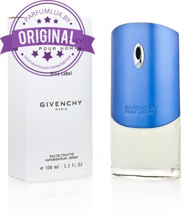 Оригинал Givenchy Pour Homme Blue Label for Men