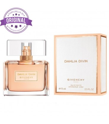 Оригинал Givenchy DAHLIA DIVIN Eau De Toilette for Women