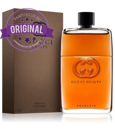 Оригинал Gucci GUILTY ABSOLUTE For Men