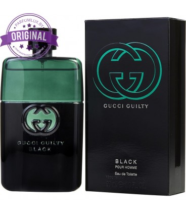 Оригинал Gucci GUILTY BLACK For Men