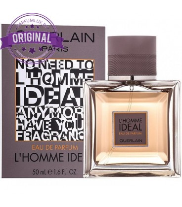 Оригинал Guerlain L`HOMME IDEAL For Men