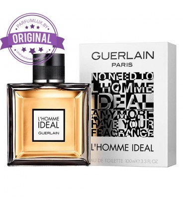 Оригинал Guerlain L`HOMME IDEAL Eau De Toilette For Men